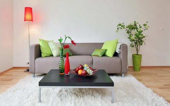 Дизайн маленькой гостиной комнаты - фото