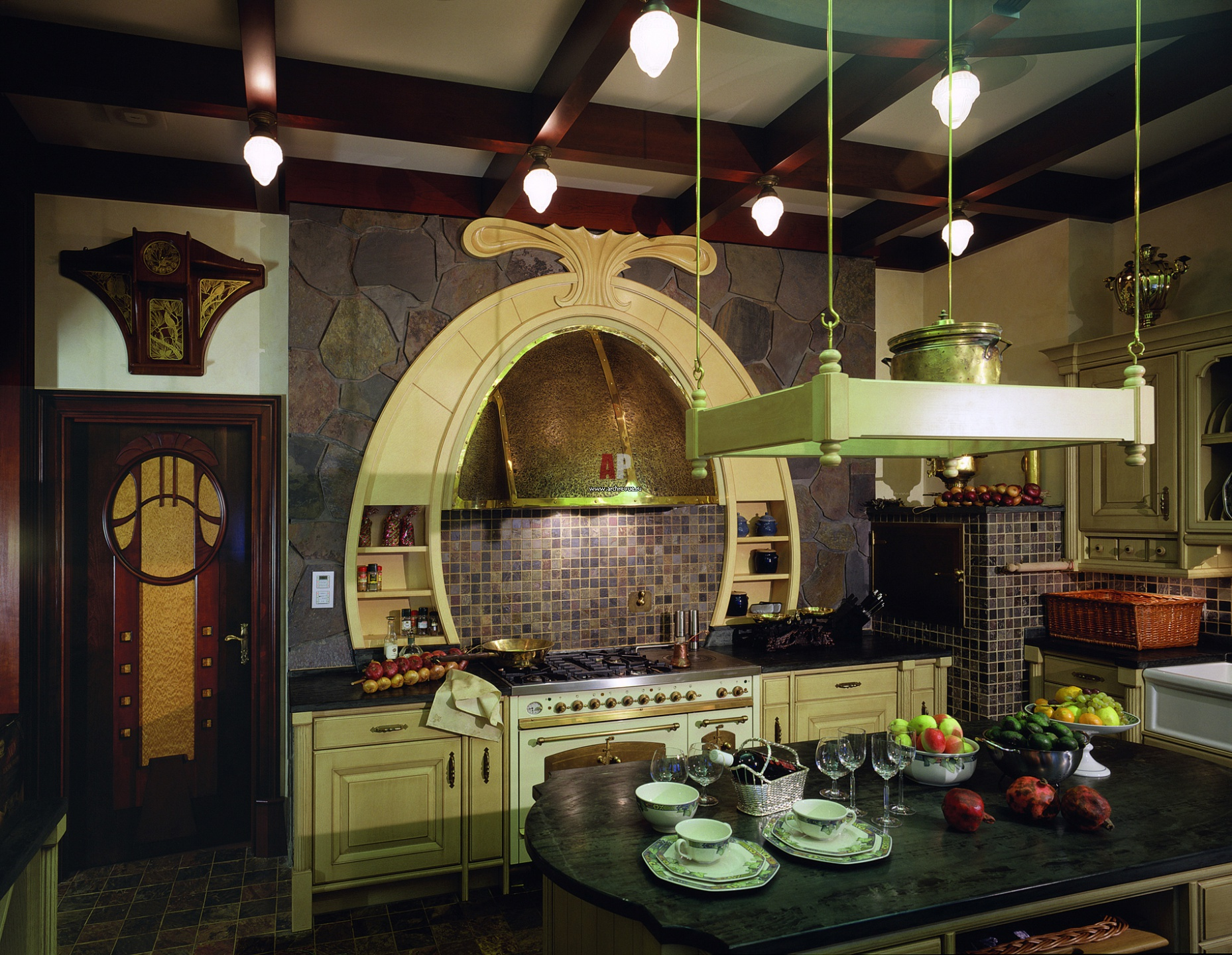 Модерн – еще один стиль для кухни