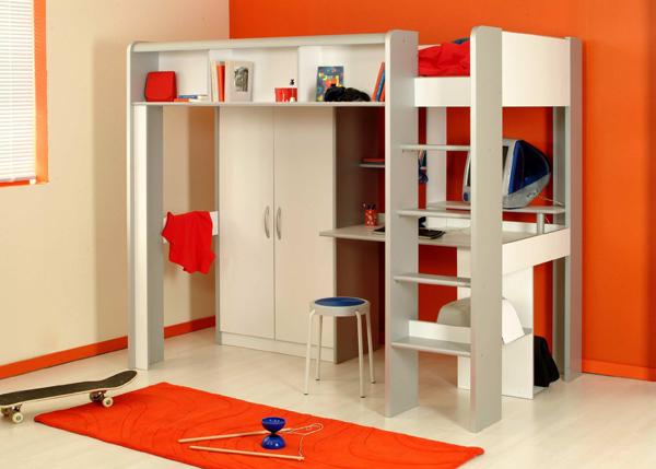 Планировка маленькой детской комнаты- фото