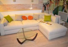 Мягкая мебель для маленьких квартир