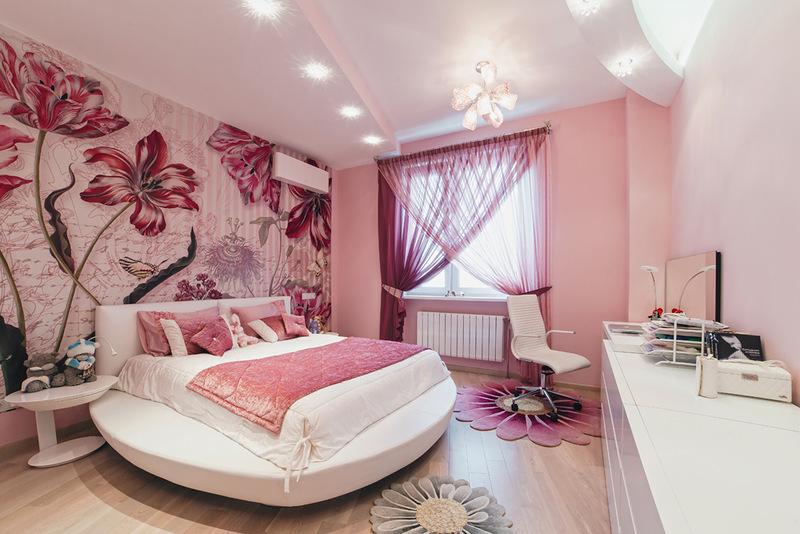 Маленькая спальня для девушек с фото