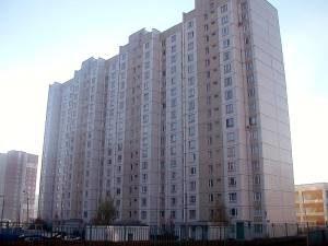 Перепланировка однокомнатной квартиры в доме серии П-44, площадью 37,8 м2