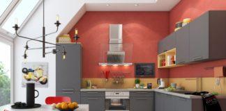 Кухонный гарнитур без верхних шкафчиков – 5 идей размещения вещей