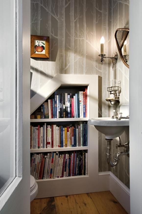 Идеи для маленьких туалетов