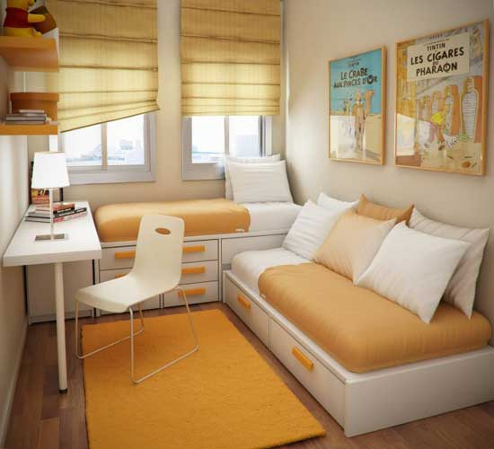 Мебель для очень маленькой квартиры