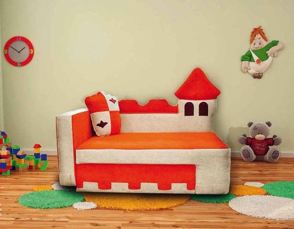 Мягкая мебель для маленькой детской