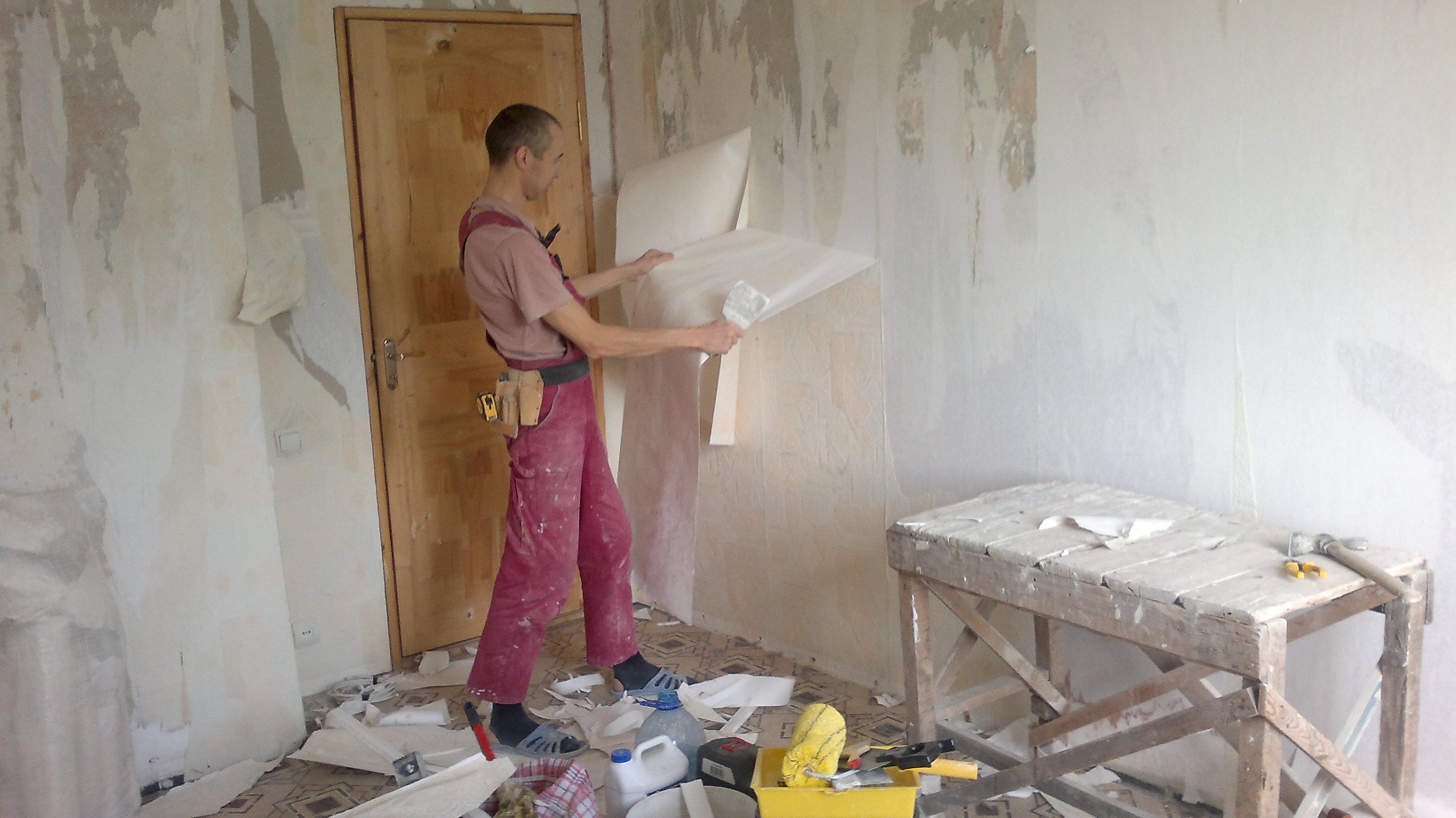 Ремонт квартиры своими руками недорого