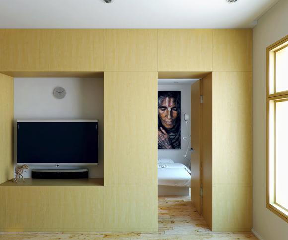 Проекты маленьких спален с фото