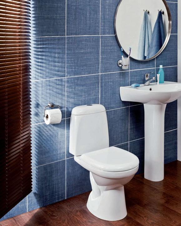 Унитаз для маленького туалета